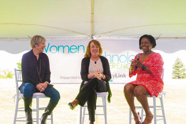 Women Technology Leaders discuss progress made by women in technology but more data needed