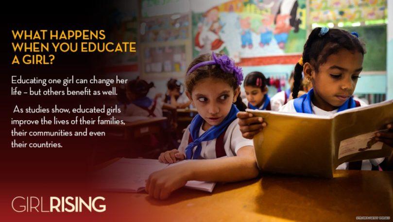 TCGi Celebrates International Day of the Girl 2017