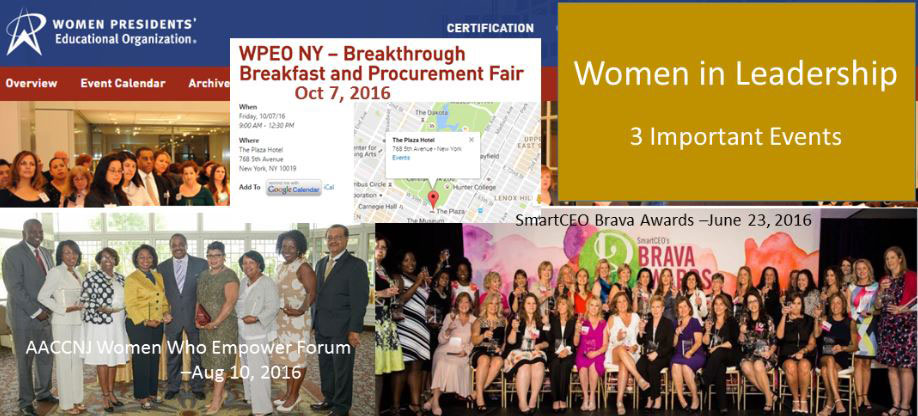 Women-Owned Businesses Generate Nearly $1.5 Trillion In Revenues!