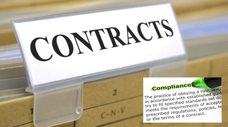 Contract Management  Easy Tips To Avoid Noncompliance  Technology