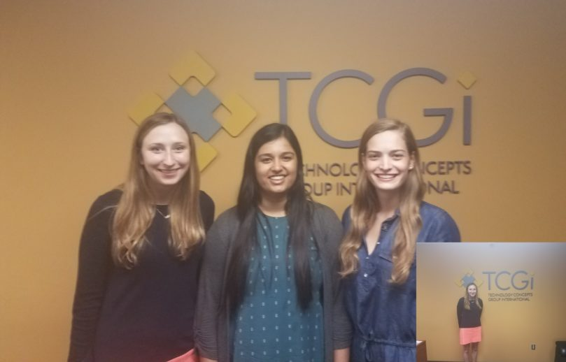 TCGi Summer Intern Blog Series #3: Sarah DeAngelis – From Villanova to Cape Town to TCGi and Beyond!