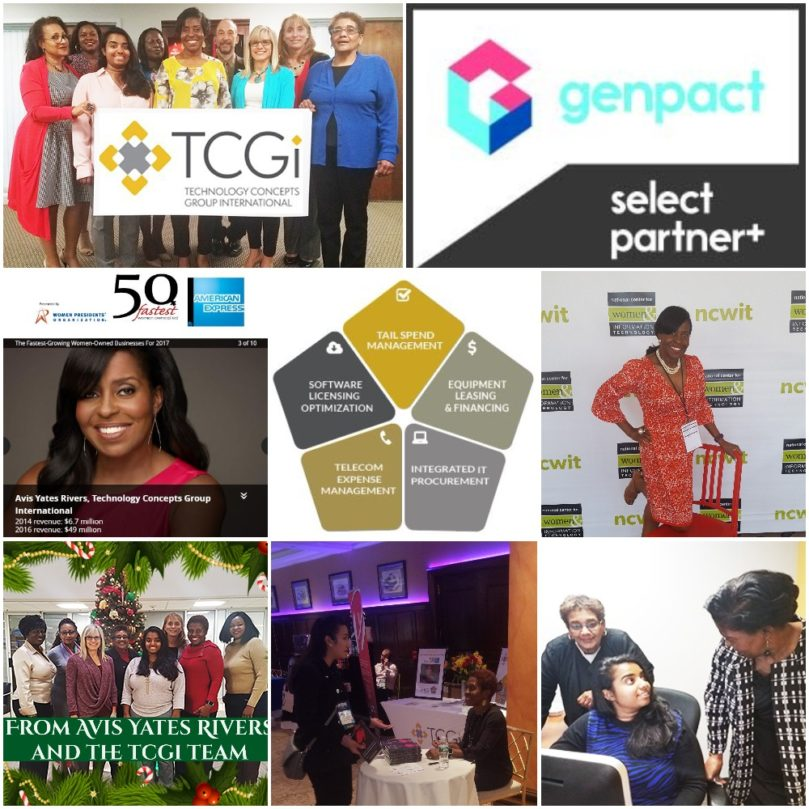 TCGi Year In Review Newsletter 2017