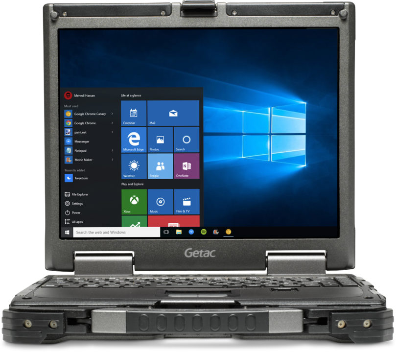 Getac Mobile Devices vs. Boxed Mobile Devices
